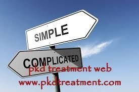 Do cysts cause other complications? For this question, it depends on which kind of cyst. In general, simple cyst in kidney can cause no complications on most occasions, while multiple cysts in kidney always lead to many complications in the long term.