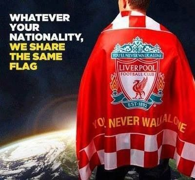Liverpool fans across the world share a special bond. #LFC