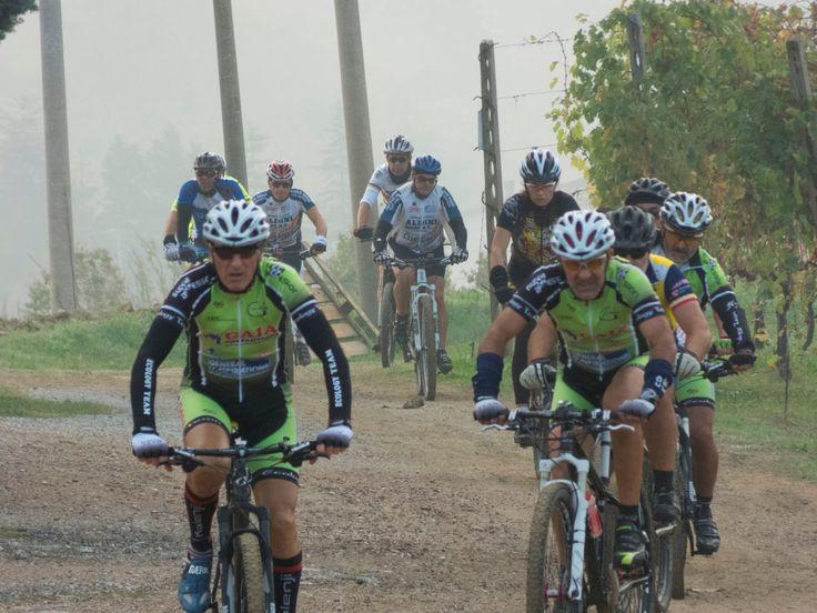 19 Ottobre 2014 Escursioni in mountain #bike/1  3° Trofeo d'Autunno Conad - Campionato per Società #tenutaneri