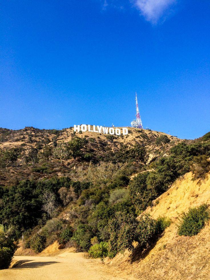 Hollywood Sign, California Oct 2017