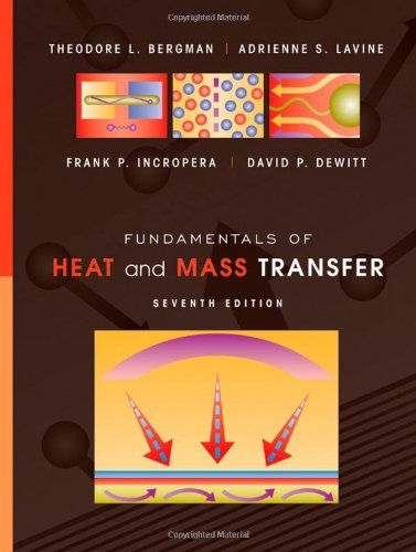 I'm selling Fundamentals of Heat and Mass Transfer (7th Edition) - $30.00 #onselz
