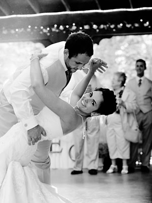 20 Secrets to a Fun Wedding Reception Well, they're not really secrets -- just really solid ideas.