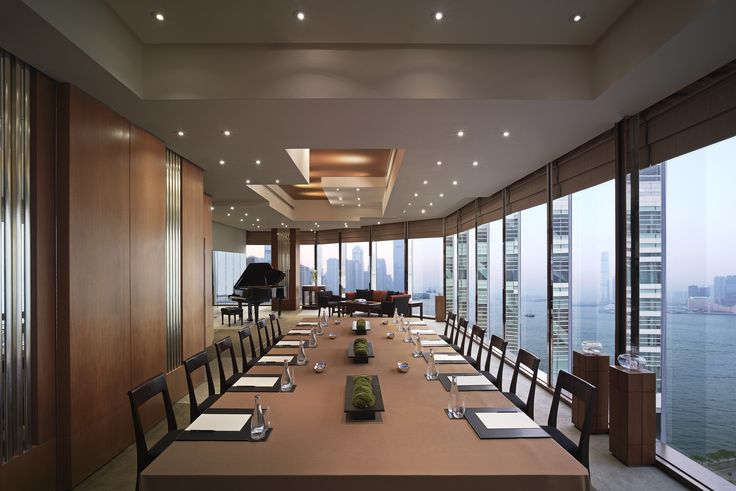 Busines hotel / conference room / negotiations / big cities