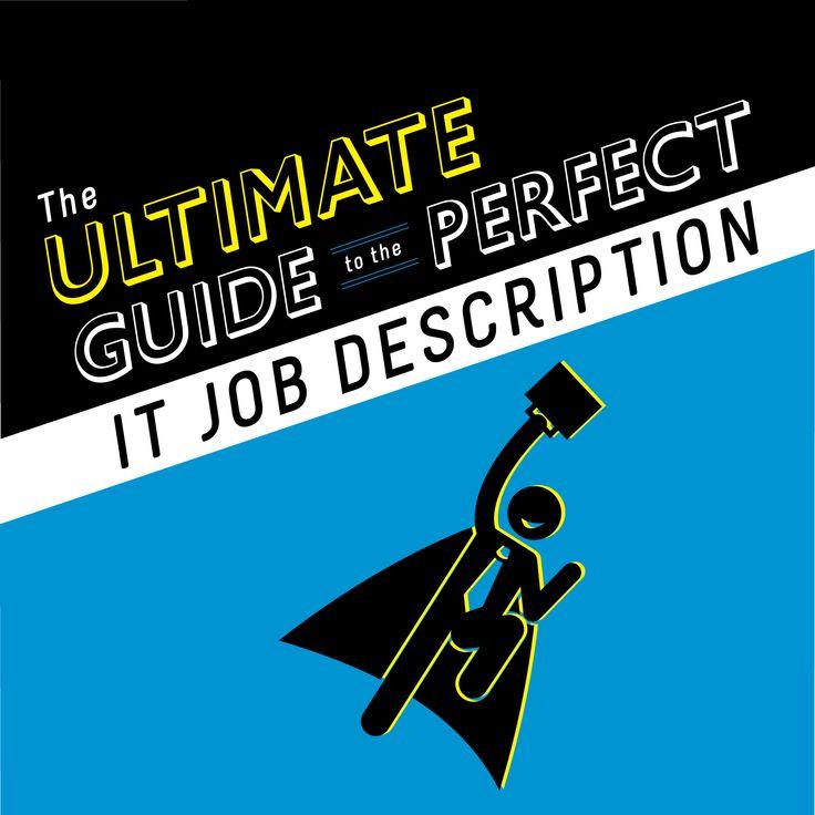 69 best Career Advice images on Pinterest Career advice, Career - it job description