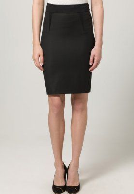 Benetton - Blyantnederdel / pencil skirts - sort