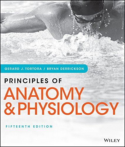Principles of Anatomy and Physiology 15th Edition Pdf Download e-Book