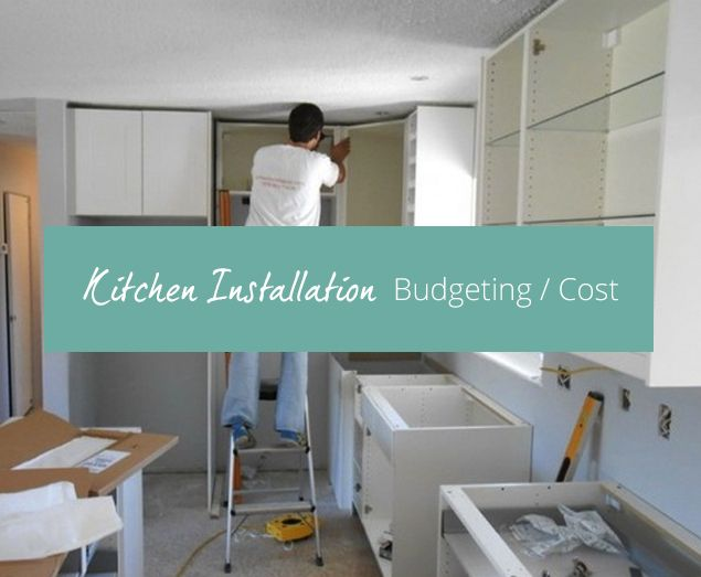 A large chunk of your kitchen renovation will need to be set aside for installation fees. Here are some useful tips on how to budget for your kitchen fitting and reduce your costs...