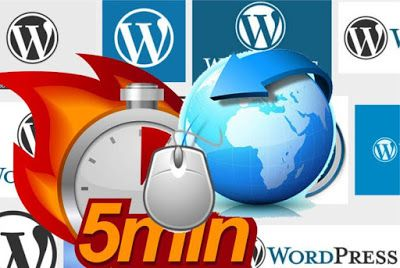 ultimatehost | blogspot.com: Wordpress Website in Only 5 Minutes