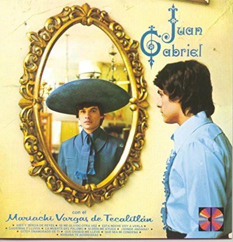 Juan Gabriel : Con El Mariachi Vargas De Tecalitlan