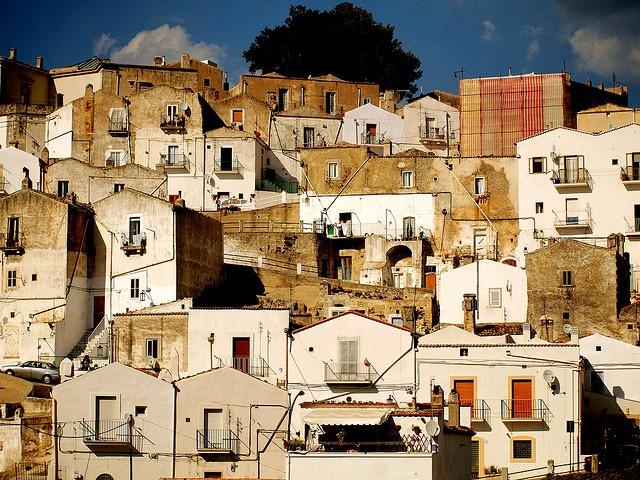 Monte Sant'Angelo, Puglia, Italy