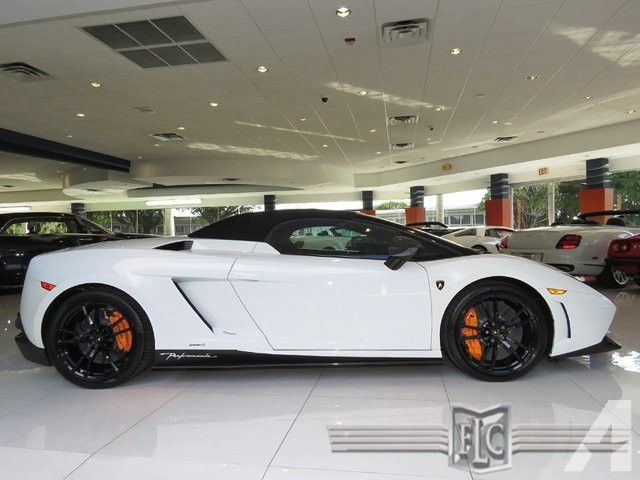 Lamborghini Gallardo Price On Request for Sale in Fort Lauderdale, Florida Classified | AmericanListed.com