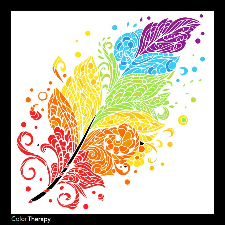 16 Best Color Therapy Art ColorTherapyApp Adult Coloring App At