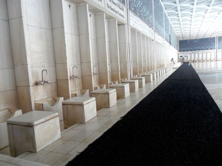 research on ablution area design in Funktion research of the best mosque design components  ablution areas led motion sensor light tissue storage hanger trash soap tabs stainless steel perforated bench feet dryer.