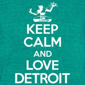 ♡  Detroit Home is where the heart is. #SouthwestDetroit