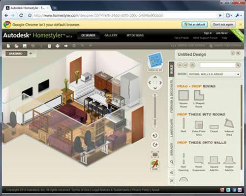Free Online Room Design