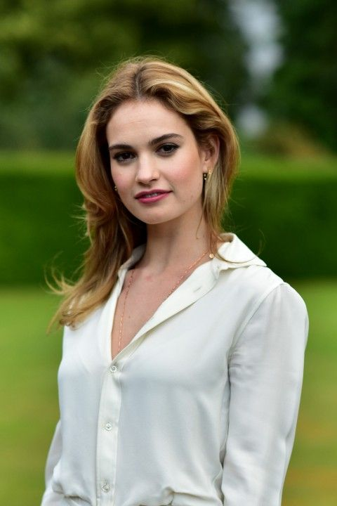 marie claire cover lily james | Celebrity Hair Transformations 2015 - Lily James - Page 8 | Hair ...