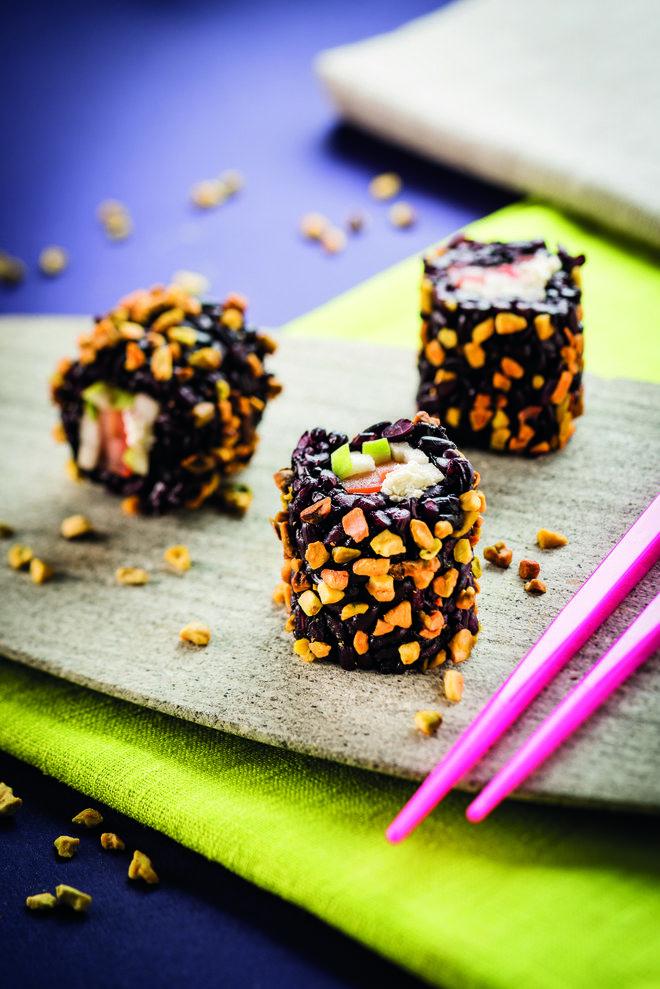Un dîner japonais à la maison super gourmand, avec des maki originaux et des recettes innovantes à offrir chez Planet Sushi
