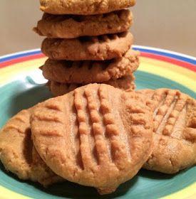 Titere con Bonete: George Stella's 4 Ingredient Peanut Butter Cookies