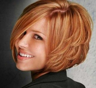 Blonde Short Layered Haircuts for Women