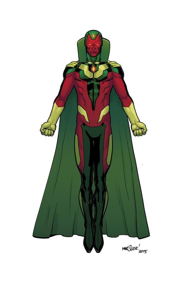 Revelados os visuais dos personagens da nova fase Marvel nos quadrinhos! - Legião dos Heróis