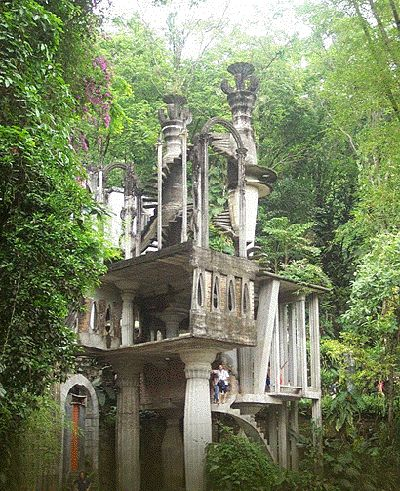 10 best images about xilitla san luis potosi mexico on for Jardin xilitla