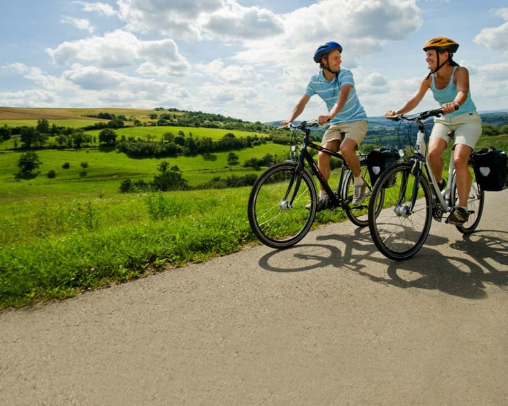 Cycling in Germany: between city and countryside by bike | Tourism in Germany – travel, breaks, holidays