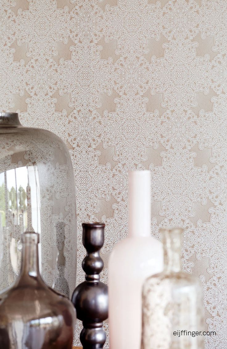 NEW wallpaper collection 'WHISPER' by Eijffinger
