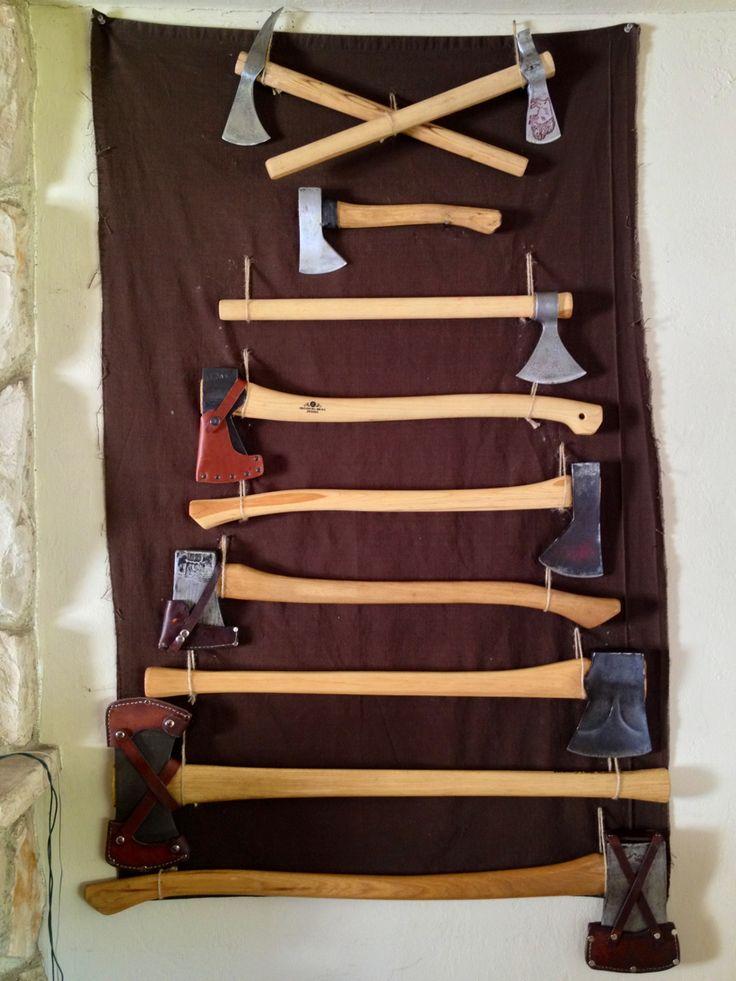 Vintage Gransfors Bruks double bit felling axe. FULL RESTORATION