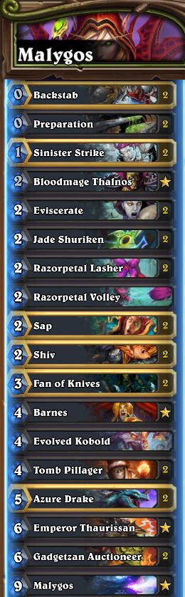 Wild Maly Rogue