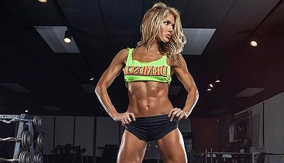 hot fitness model wwe diva torrie wilson
