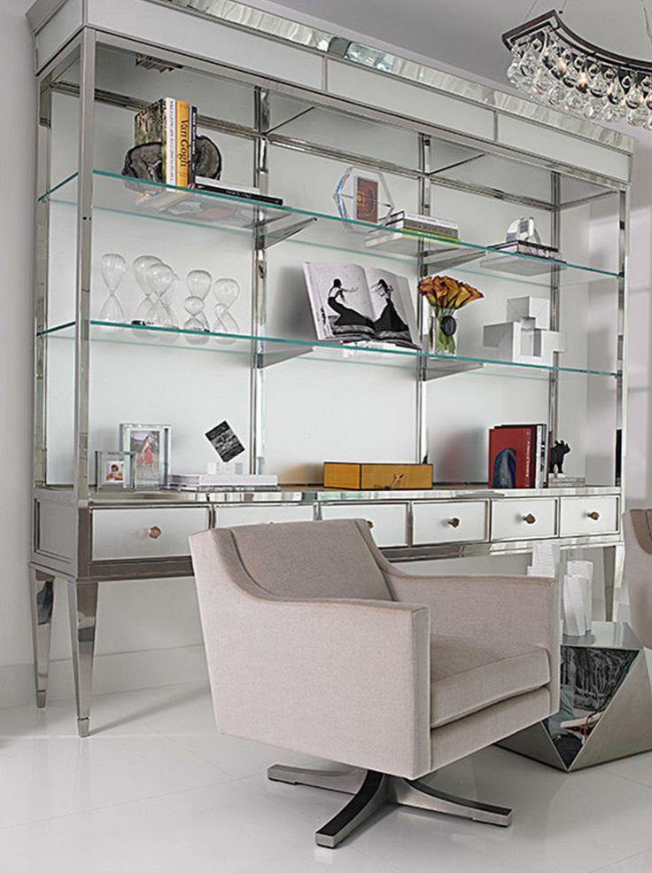 Apogee - DWD, Inc. #armchair #interiors