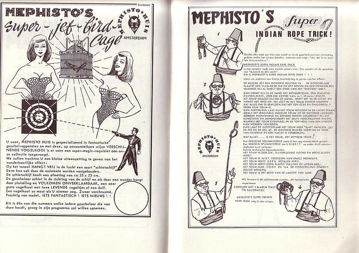 Image Result For Mephisto
