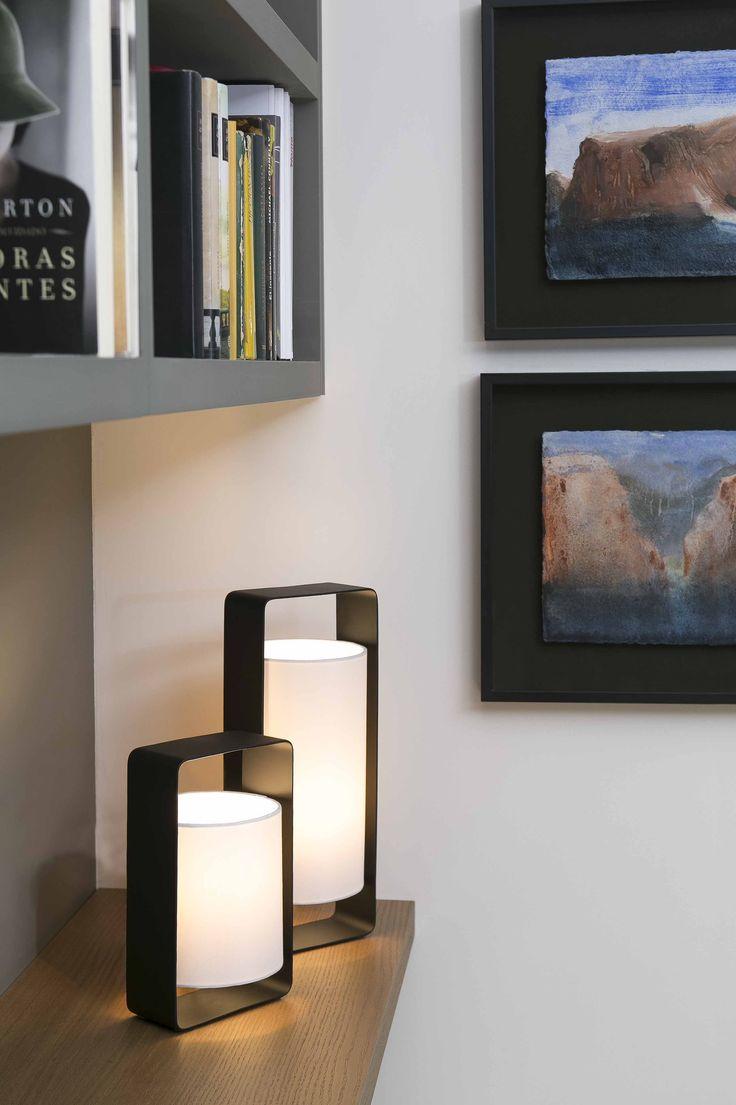 Inspirational La jeune designer Marina Mila signe pour Faro une lampe de table sculpturale aux formes douces
