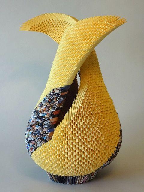 Francene Levinson - Contemporary Paper Sculptures