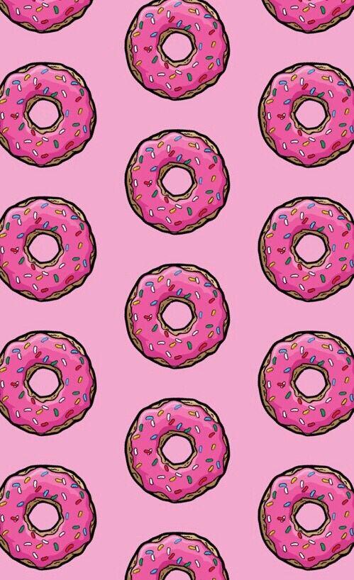 Wallpaper donut                                                                                                                                                                                 Más
