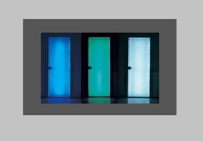 Interior Doors- Wood & Lacquer