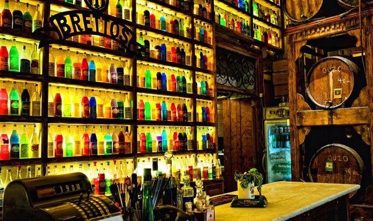 Αθήνα: 7 μπαρ του κέντρου που πρέπει να έχεις επισκεφτεί