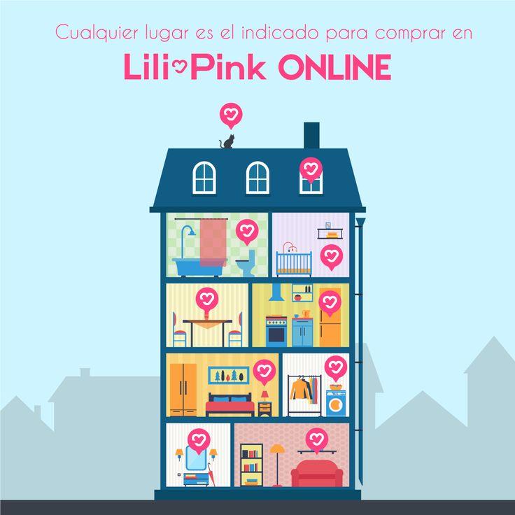 Explora todos los lugares de tu casa y compra en nuestra tienda virtual desde tu pc o celular. Ama, Vive, Ríe #DeCorazon