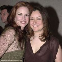 Another pair of famous sisters — Melissa and Sara Gilbert.