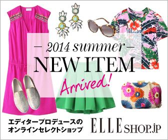 ELLE SHOP / バナー
