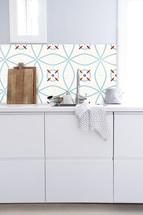 M s de 20 ideas incre bles sobre vinilos para azulejos en - Azulejos de vinilo ...