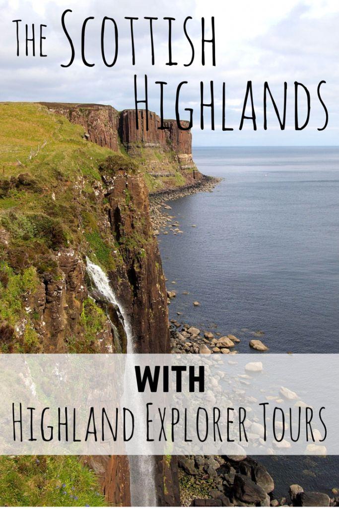 Bucket list - visit The Scottish Highlands