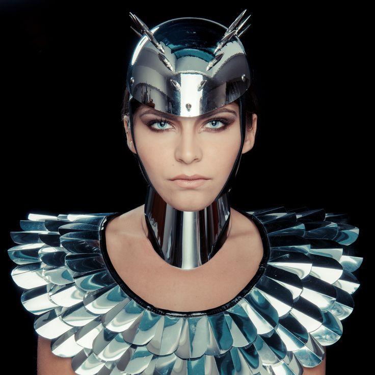 Photographer: Marc Lamey Makeup: Virginie Lacoste Model: Sandra Rassios