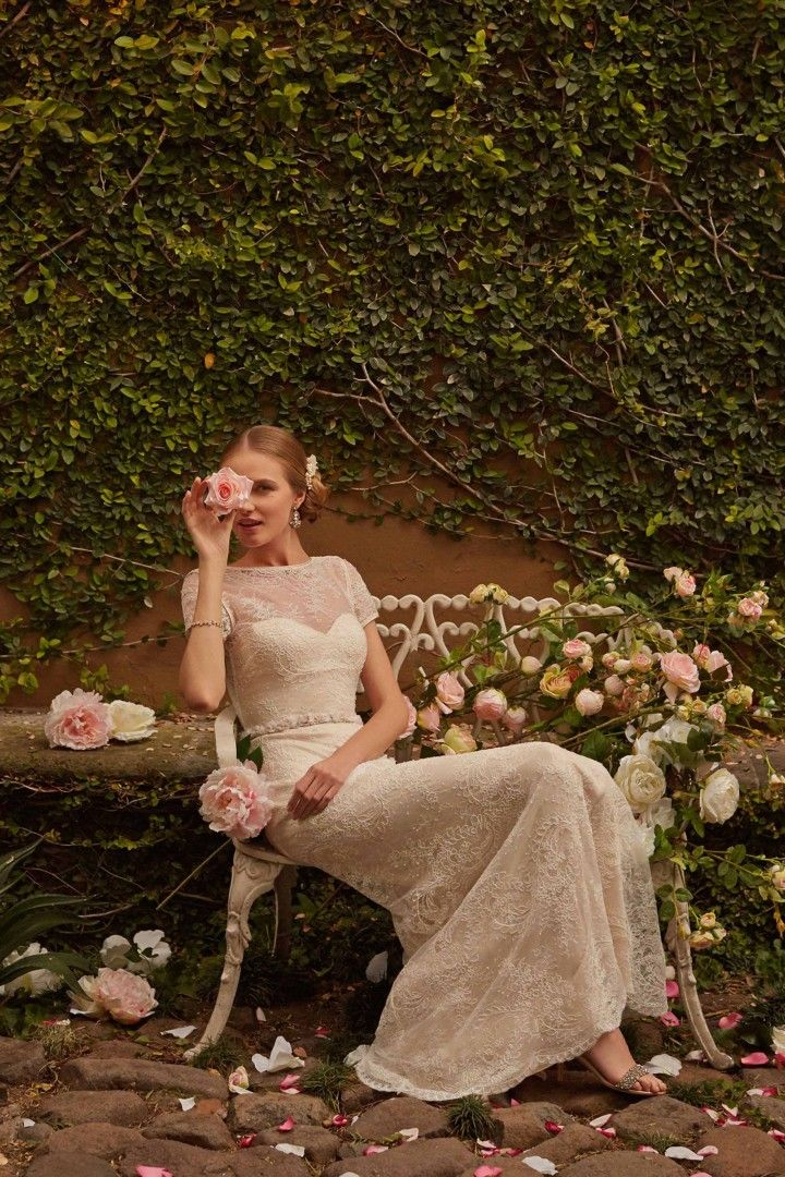 Swoon-Worthy BHLDN Wedding Dresses