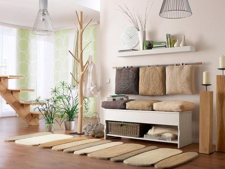 28 besten Garderobe Landhaus Flur Bilder auf Pinterest | Wohnideen ...