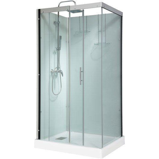 49 best cabine douche images on pinterest shower cabin stall shower and bathroom. Black Bedroom Furniture Sets. Home Design Ideas
