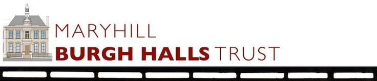 Buildings (Open Doors) . Maryhill Burgh Halls, 10-24 Gairbraid Avenue, G20 8YE.