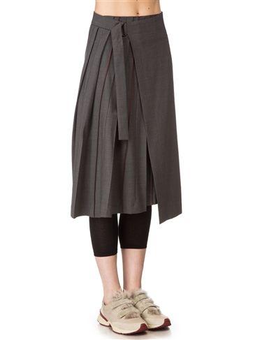 Юбка Brunello Cucinelli, 76216. Купить юбку Brunello Cucinelli G2486 в интернет-магазине | Cashmere