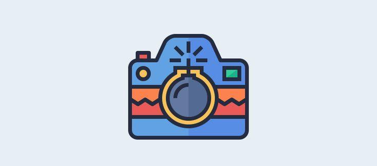 camera bomb logo