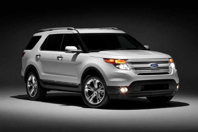 2016 explorer future car